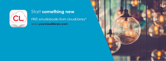 Read and listen for free with your library card and CloudLibrary