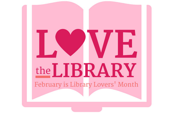 February is Library Lovers' Month