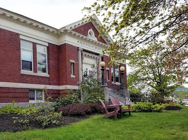 Goffstown Public Library building