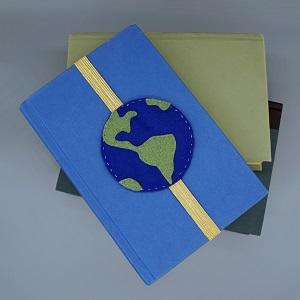 Earth Bookmark