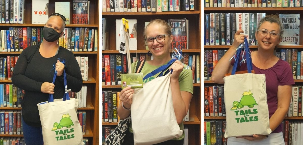 Adult Summer Prize Winners